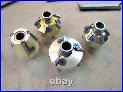 Neway USA Valve Seat Cutter Set / Kit 4 Cutters Accessories & Case