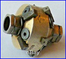 Neway Valve Seat Cutter 601, 1-1/4 To. 1.55dia, 15x46 Degree Seat Angles