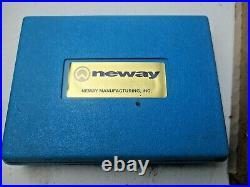 Neway Valve Seat Cutter Kit Briggs & Stratton Racing Engines LO206 Animal