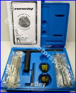 Neway Valve Seat Cutter Kit OHV Small Head Engines Toro John Deere Kawasaki