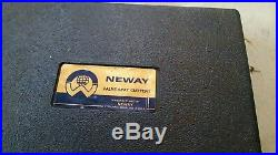 Neway Valve Seat Cutter Kit, Small Valve Engine Toro, John, Deere, Kawasaki, Honda