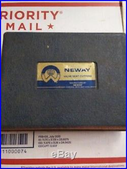 Neway Valve Seat Cutter Kit With 31 x 46 102