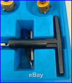 Neway Valve Seat Cutter Kit with 10 Cutters & 24 Pilots KM2451 Harley Davidson