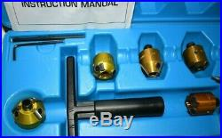 Neway Valve Seat Cutter Kit with 7 Cutters YB-91044 Motorcycles Small Engines