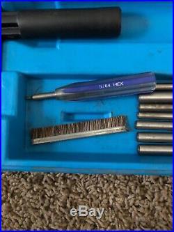 Neway Valve Seat Cutter Set 102 103 111 124