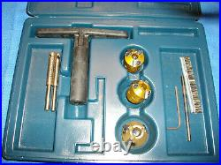 Neway Valve Seat Cutter Set. Free Shipping. See Description For Specifications