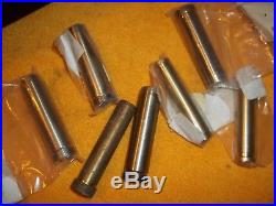 Neway Valve Seat Cutter Set With Reamers Guides & More In Wood Box