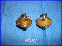 Neway Valve Seat Cutters. 30/45 and 31/46. New, old stock. Free shipping