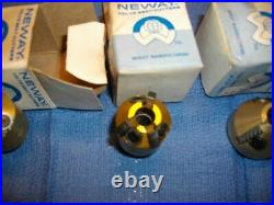 Neway Valve Seat Cutters. 31/46/60 deg cutters. New, old stock. Free shipping