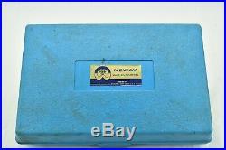 Neway Valve Seat Cutters Set #229, 230, 206, 623, 234