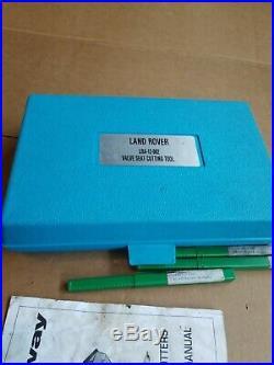 Neway Valve Seat Cutting set KA1350 Land Rover LRA 12 002 CU 222 613 CUTTERS