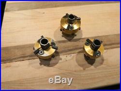 Neway Valve seat cutter kit 3 angle valve head rebuilding tools USA