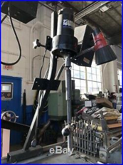Neway valve seat cutter