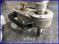 PEG (by Rossi and Kramer) FM1 Valve Seat Cutter manual cutting machine system
