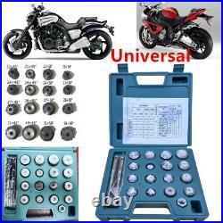 Pratical Motorcycle Repair Displacement Cutter Valve Tool Set Seat Reamer Trims