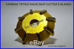 Predator 212 cc Valve Seat Cutter kit Racing Kart Clone ATV angle Valve Job USA