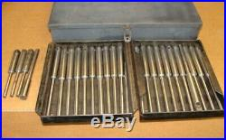 Sioux Valve Seat Cutting / Bowl Hog Kit with (9 Cutters and 25 Pilots)