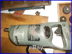 Sioux Valve Seat Grinder Kit 1705 Cutter Stones Black & Decker Reamer