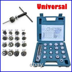 Universal Valve Seat Reamer Motorcycle Repair Displacement Cutter Valve Tool Kit