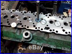 Valve Seat Cutter Kit Carbide Tipped 3 Angles cut 30-45-60 degrees Custom Made