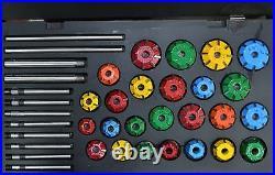 Valve Seat Cutter Set Carbide Tipped Ivec, Man, Scana, Volv, Mercs, Leylnd