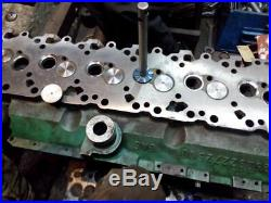 Valve Seat Cutters Kit Carbide Tipped 3 Angle Job On Seat Built Performance