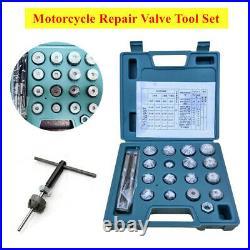 Valve Seat Reamer Universal Motorcycle Repair Displacement Cutter Valve Tool Set