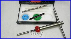 Valve Seat Restoration Kit Ford 1969 To 2004 Carbide Tipped Cutters