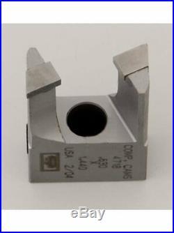 Valve Spring Seat Cutter Steel Carbide Tipped 1.440 Cutter Cuts Guide. 630