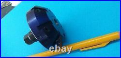Valve seat cutter 45°-2 1/4Dia 3/8 top pilot, aluminum body, precision made