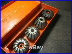Vintage Kawasaki Tools OEM Valve Seat Cutter Set Z1 KZ 57001-128