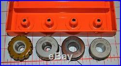 Vintage NOS Kawasaki Tools OEM Valve Seat Cutter Set Z1 KZ 57001-128