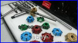 Volkswagen Head 3 Angle Cut Carbide Tipped Valve Seat Cutter Kit 1200,1300,1600