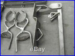 Yamaha Special Tools For Xs650 Twins Factory Valve Seat Cutters Ring Cam Chain